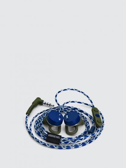 URBANEARS Active Reimers 系列運動款入耳式耳機 - 樂遊藍