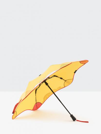 BLUNT 可變色安全兒童傘 - 折傘 / 糖果黃