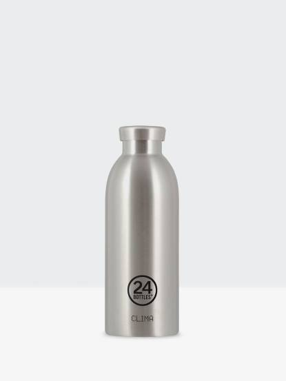24Bottles Clima 不銹鋼雙層保溫瓶 500ml - 不鏽鋼