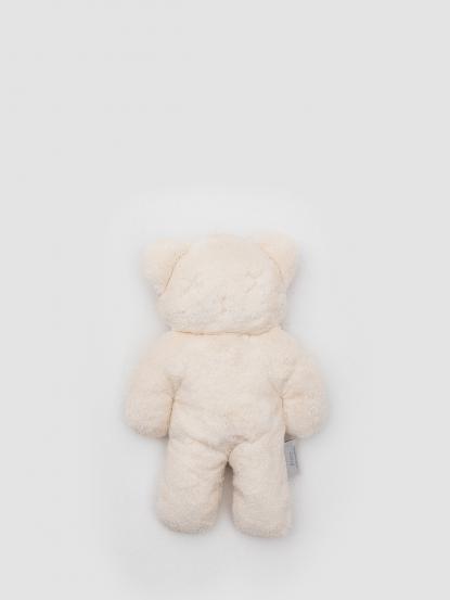 britt 扁扁熊 - 大 / 白色