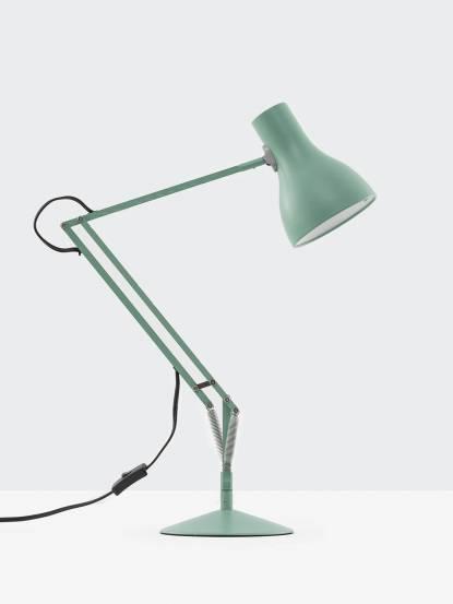 ANGLEPOISE Type75 Desk Lamp 桌燈 MARGARET HOWELL 特別版 - 海藻綠