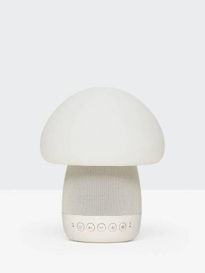 emoi 智能蘑菇音響燈 - 白色