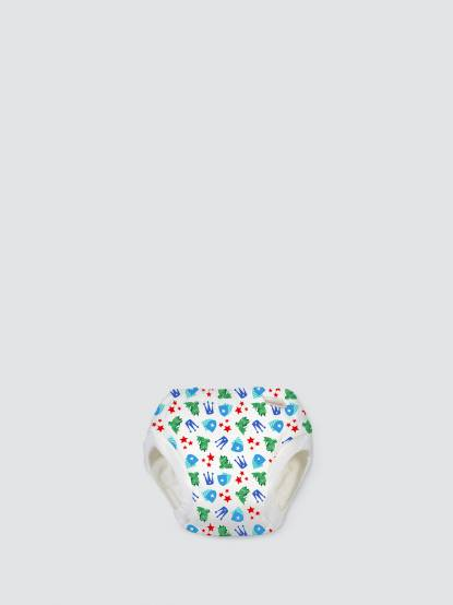 ImseVimse 有機棉幼兒如廁訓練褲 - 魔法飛龍