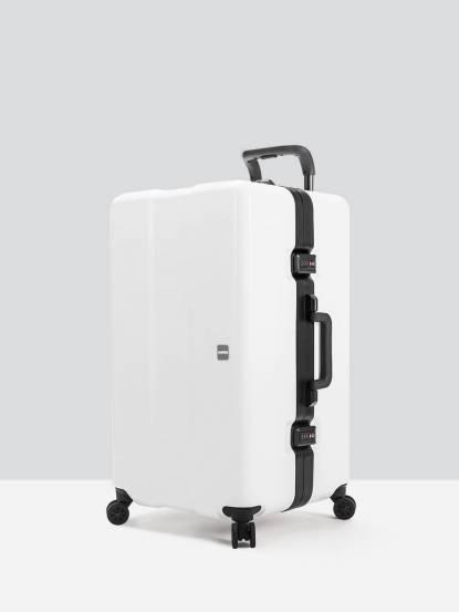 OUMOS 【OUMOS】旅行箱 - 星際白 Container Stormtrooper White 29吋