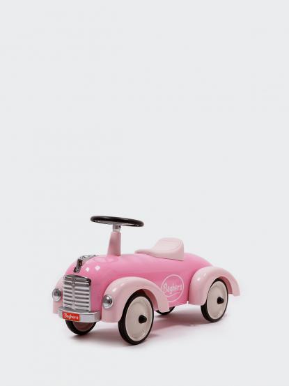 Baghera Rose 粉紅小跑車 / 嚕嚕車