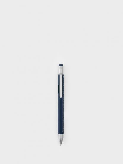 TROIKA 多功能工具筆 - 深藍色