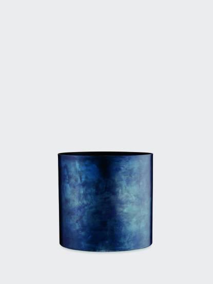 H.SKJALM P. 丹麥花器 - 藍色 / 大
