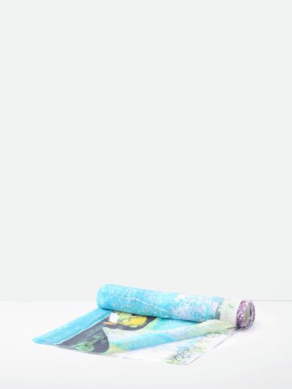 JAMEI CHEN 影像絲巾 - 經過