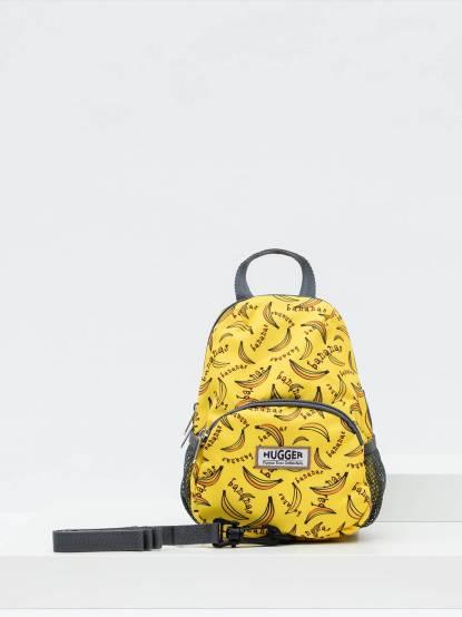 HUGGER 幼童防走失背包 - 香蕉