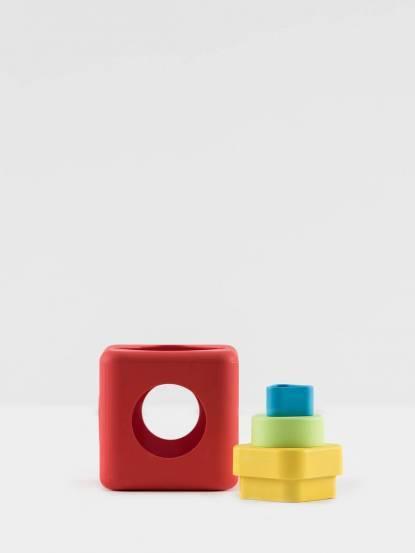 bioserie TOYS 形狀認知積木盒