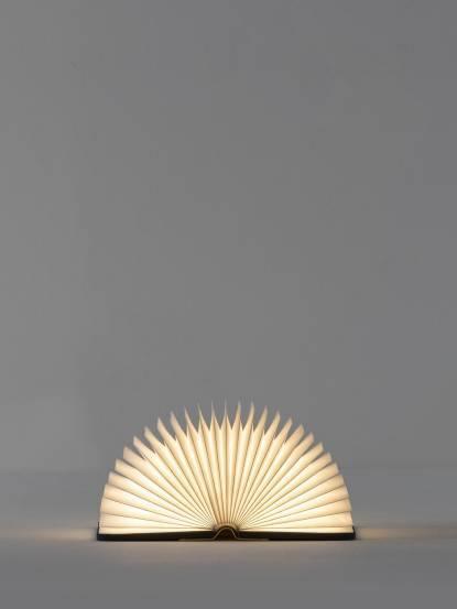 Lumio Mini Lumio + 迷你書本燈 - 黃