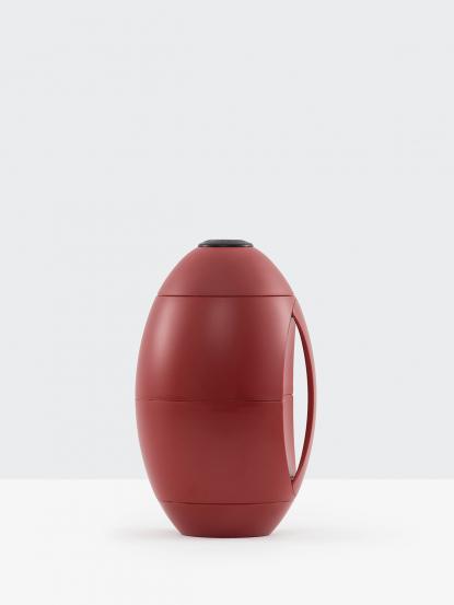 BOHEMIAN 葡萄酒保冷蛋蛋桶 - 紅色
