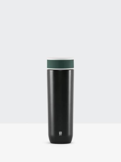 JIA 竹炭醒水芯隨身瓶 - 綠