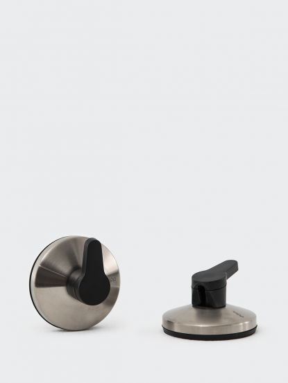 vipp vipp 12 吸盤式掛鈎兩入組