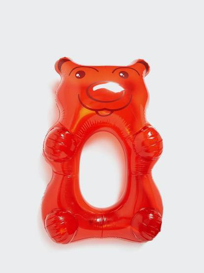 BIGMOUTH 小熊軟糖游泳圈