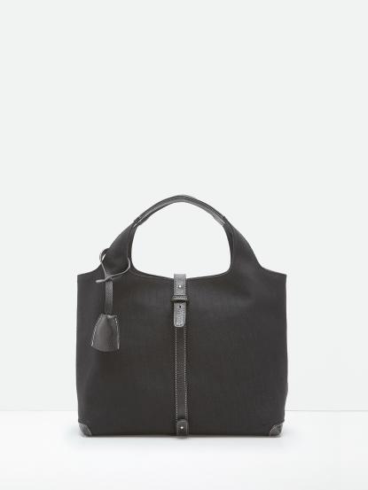 JAMEI CHEN 黑色帆布 MY BAG