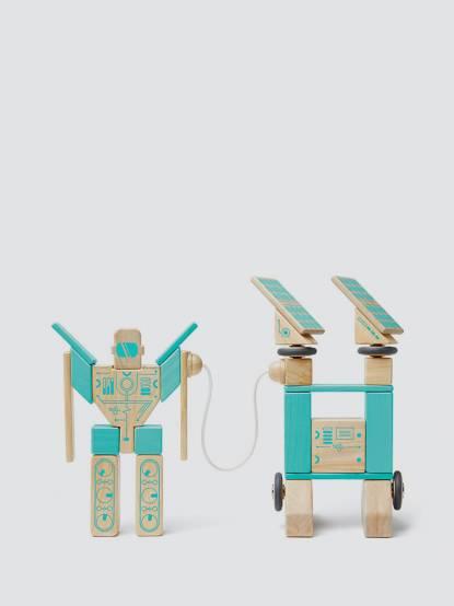 tegu 磁性積木 - 未來系列 - 雷霆戰警