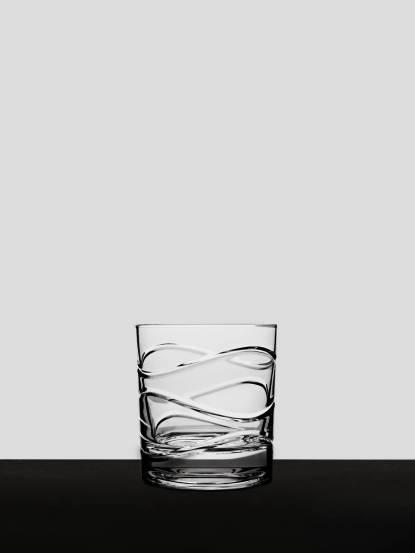 SHTOX 威士忌炫轉水晶杯 NO.3