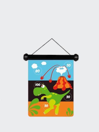 Scratch EUROPE 迷你磁性飛鏢 - 淘氣恐龍