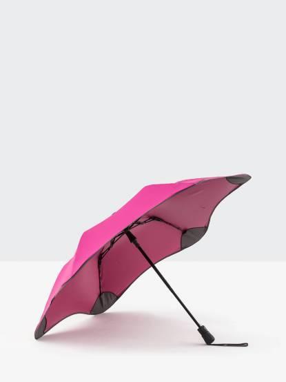 BLUNT 完全抗UV美人傘 - 折傘 / 艷桃紅 / 智慧型口袋