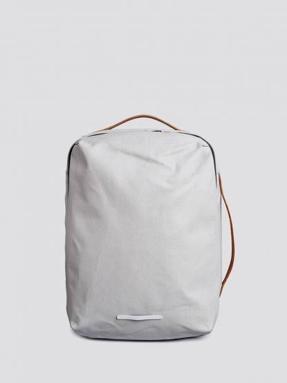 RAWROW 帆布系列 13 吋三用經典後背包 - 亮灰
