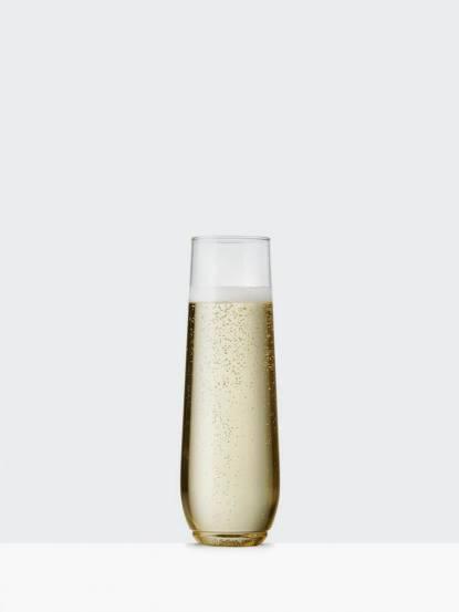 TOSSWARE Flute 寶特環保酒杯系列 - 香檳杯 9 oz ( 12 入 )