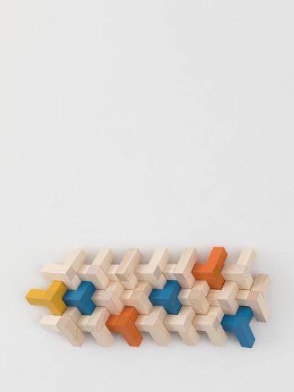 Mon Petit Art 法國益智積木 - 藍色