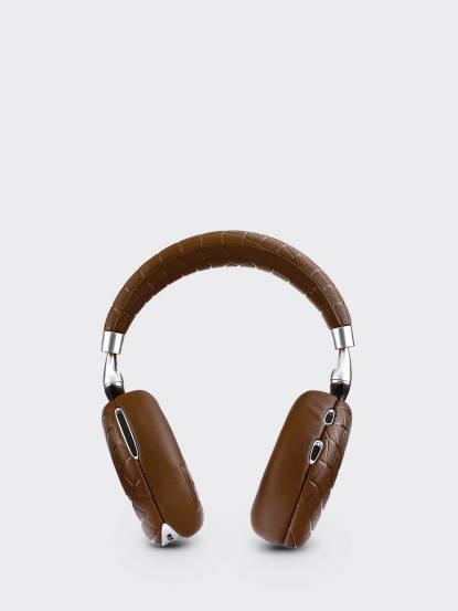 Parrot Zik 3 耳機 - 鱷魚紋 / 棕色