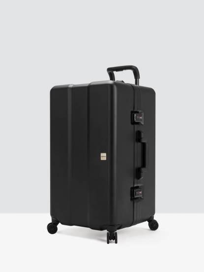 OUMOS 【OUMOS】旅行箱 - 雙層黑 Container Double Black 29 吋