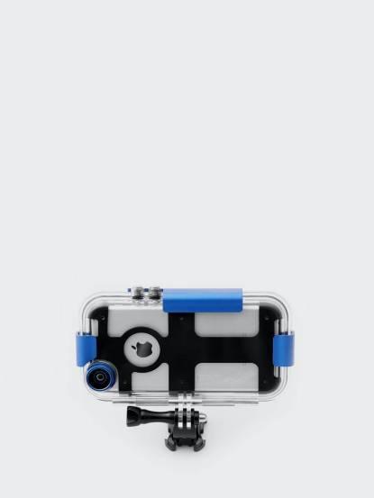 PROshot Dive 潛水手機殼 附加漂浮式把手 - 適用 iPhone 7 / 8
