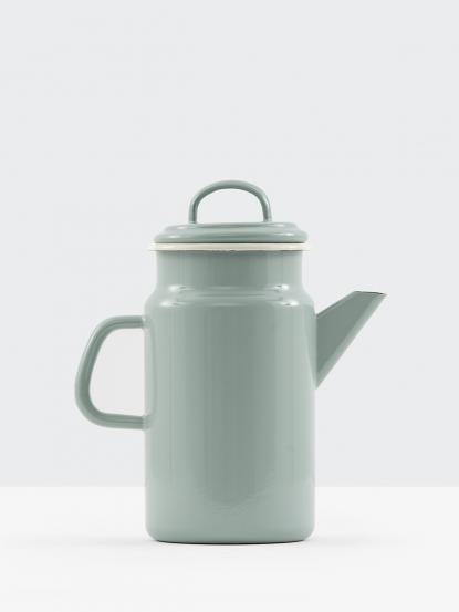 dexam 琺瑯咖啡壺 - 大 - 粉綠
