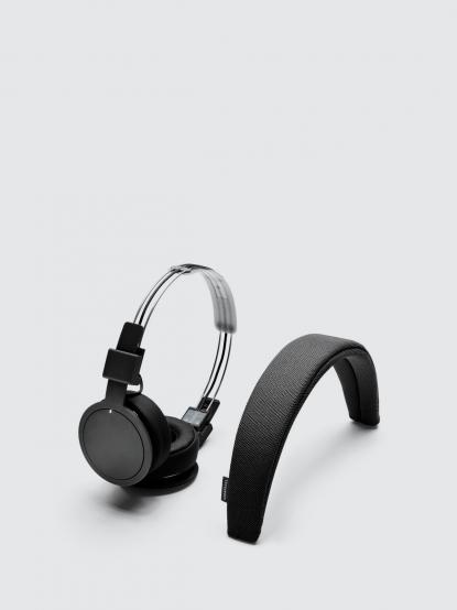 URBANEARS Plattan ADV Wireless 藍芽無線系列耳機 - 精簡黑