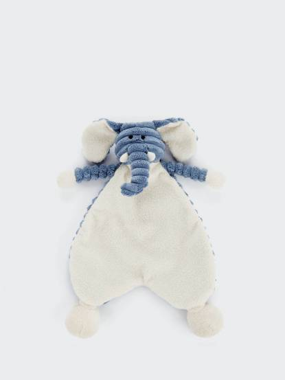JELLYCAT Cordy Roy Elephant Soother 大象安撫巾