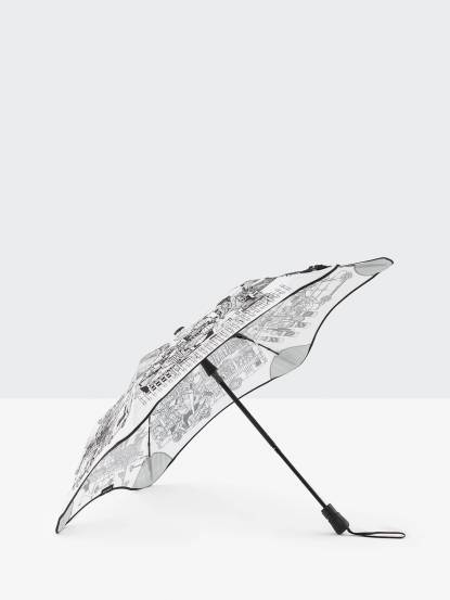 BLUNT 台北城市傘 - 折傘 / 旭日白