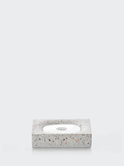 TZULAï 磨石子衛浴盥洗組 - 肥皂盤