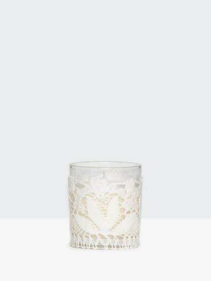 floberis 法國蕾絲蠟燭 - 香草