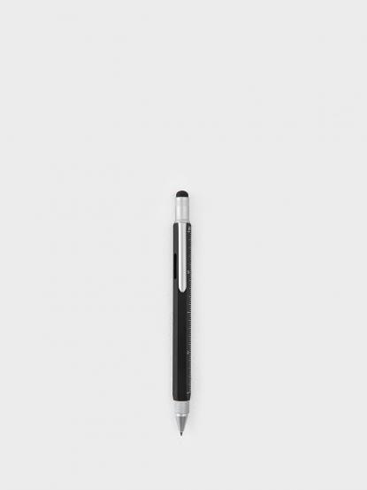 TROIKA 多功能工具筆 - 黑色