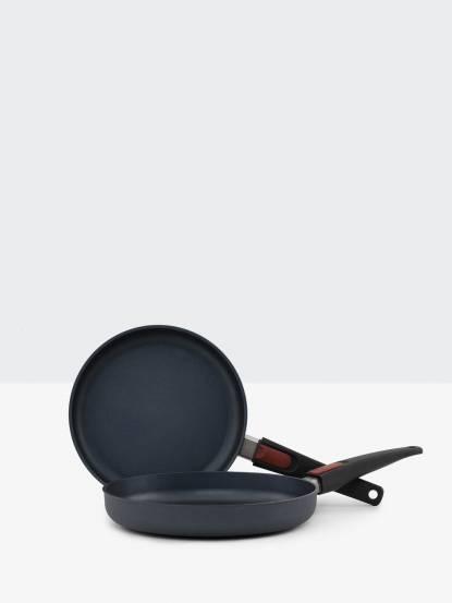 WOLL 鑽石輕巧系列 鍋具組 2 入