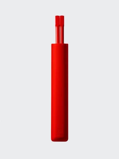 JIA 好食成雙套筷 - 紅色