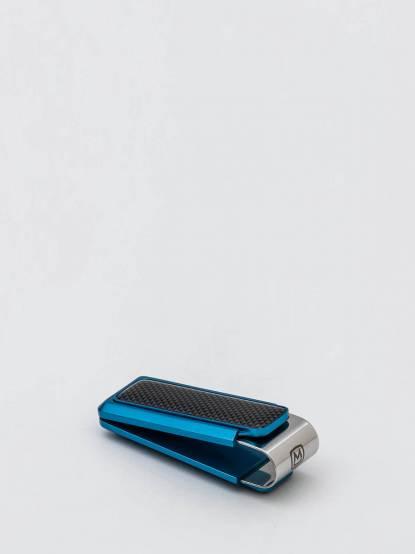 M-CLIP 鈔票夾 - 超輕型 / 藍色