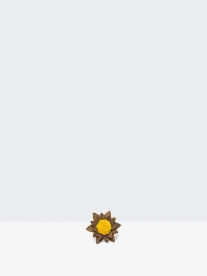 THE TWO GUYS BOW TIE Lapel Flower - Oakland 手工木製胸花 - 奧克蘭