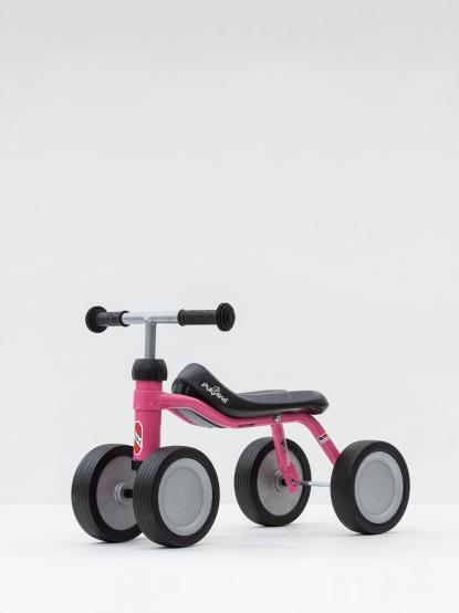 PUKY Pukylino 寶寶滑步車 - 粉紅
