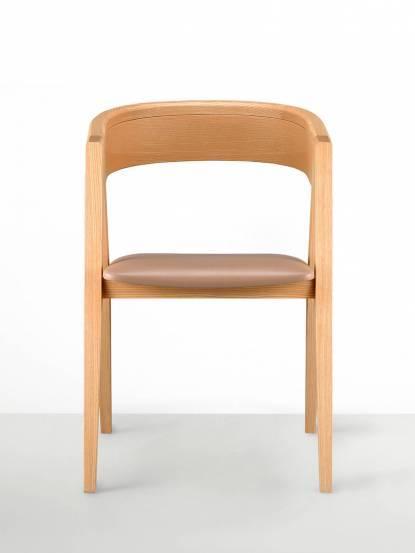 viithe 唯 V 餐椅 - 自然色
