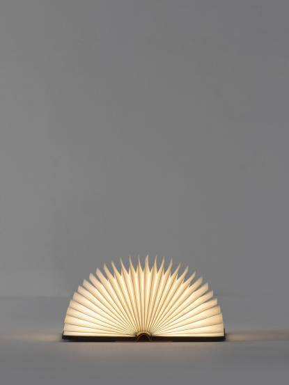 Lumio Mini Lumio + 迷你書本燈 - 橘