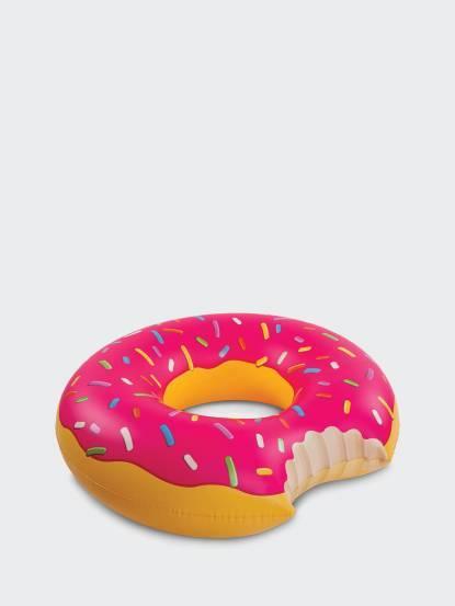 BIGMOUTH 草莓甜甜圈游泳圈