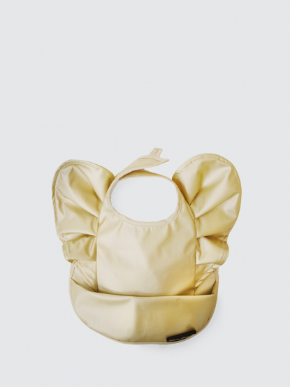 Elodie Details 精品防水口袋圍兜 - 金色翅膀