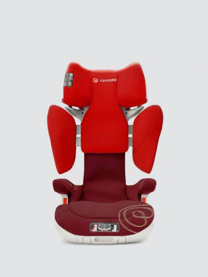CONCORD TRANSFORMER XT 汽車座椅 ( GROUP II / III ) - 紅色