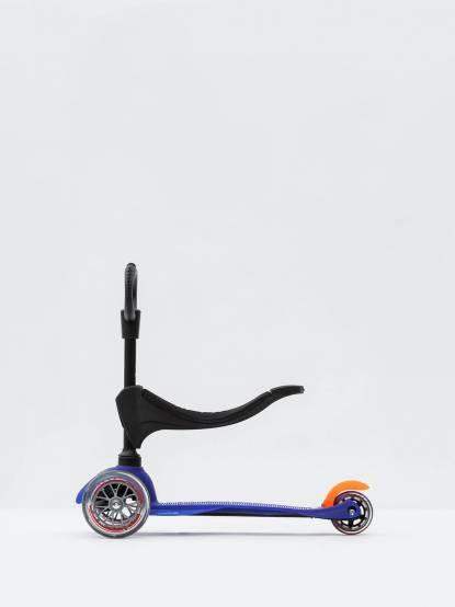 Micro Scooter Micro Mini 3 in 1 兒童滑板車滑步車 - 藍
