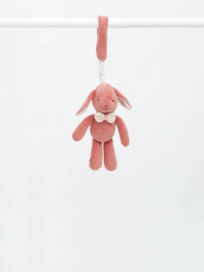 miYim 有機棉吊掛娃娃 - 邦妮兔兔
