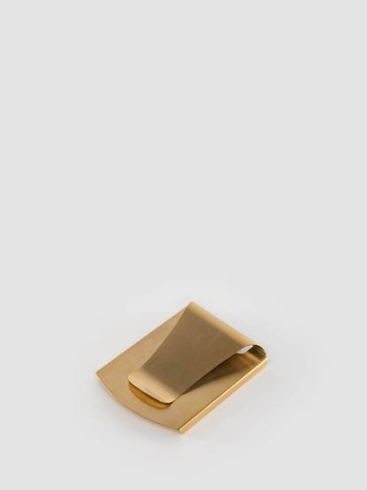 Storus 不鏽鋼智能鈔票夾 - 金色